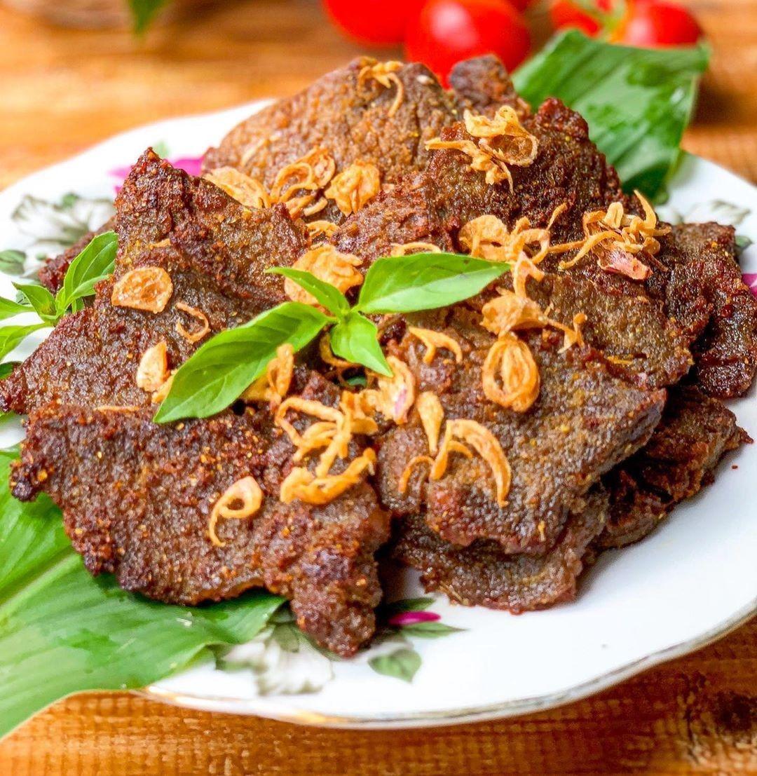 Resep Empal Gepuk Daging Sapi Khas Sunda Yang Gurih Empuk Resep Resep Resep Masakan Indonesia Resep Masakan