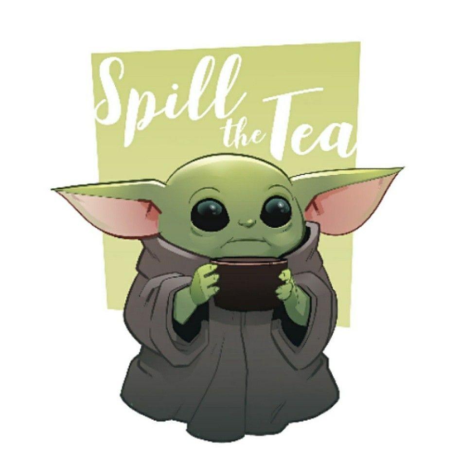 Pin by Megan Fitch on Baby Yoda (and Mando) Yoda