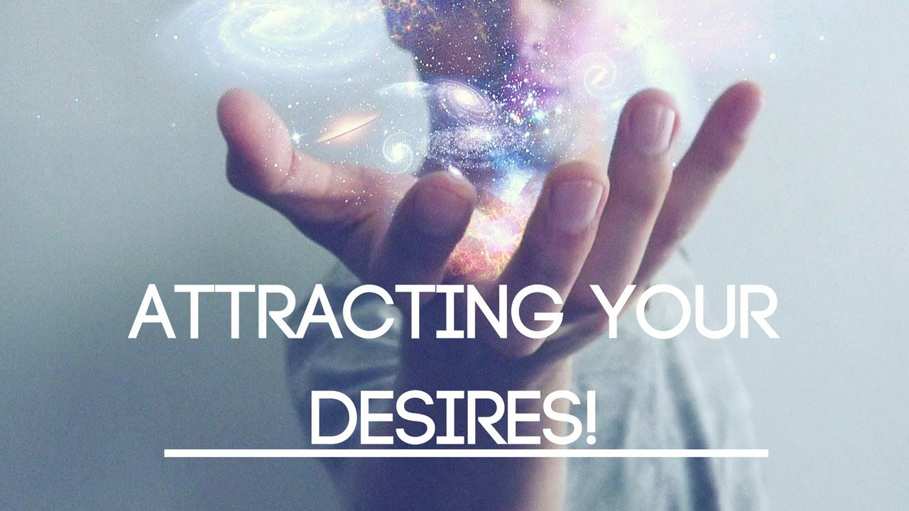 Attaining Your Desires! By Genevieve Behrend (Law Of