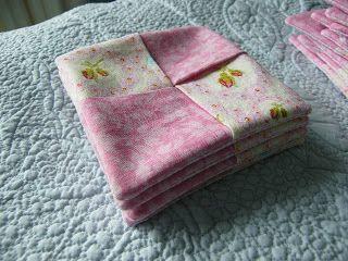 Quilt, Knit, Run, Sew: Criss Cross Coasters | Quilting | Pinterest ... : quilt knit run sew - Adamdwight.com