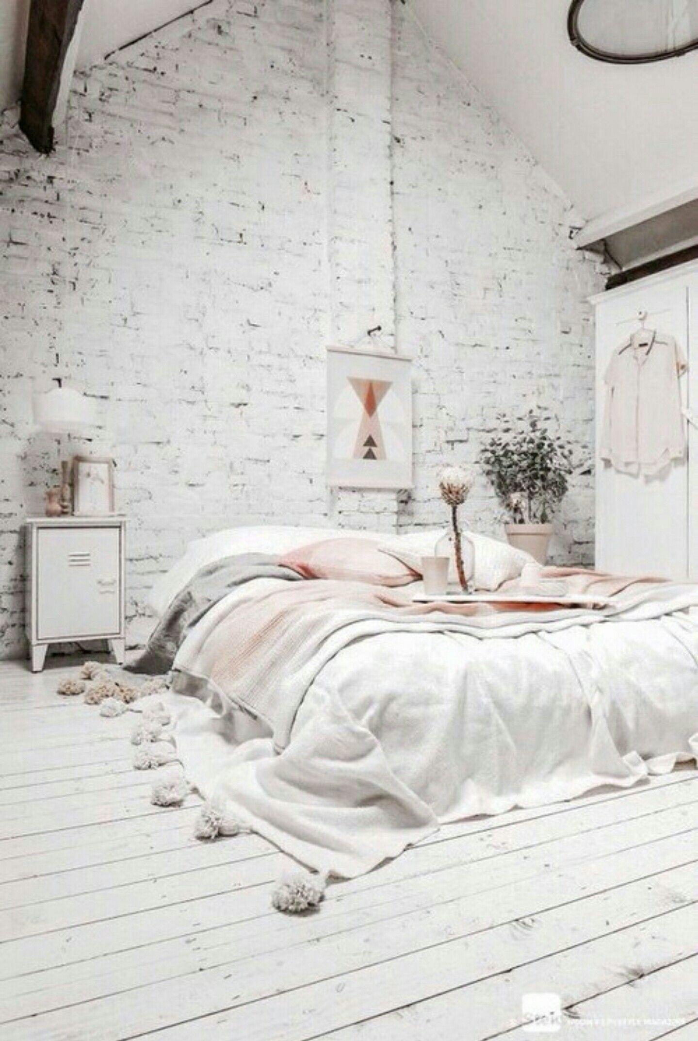 Rose Gold Black White And Grey Bedroom Interior Dream Decor Bedroom Design