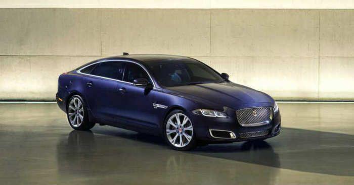 Renovado Jaguar XJ já pode ser encomendado e chega em Outubro