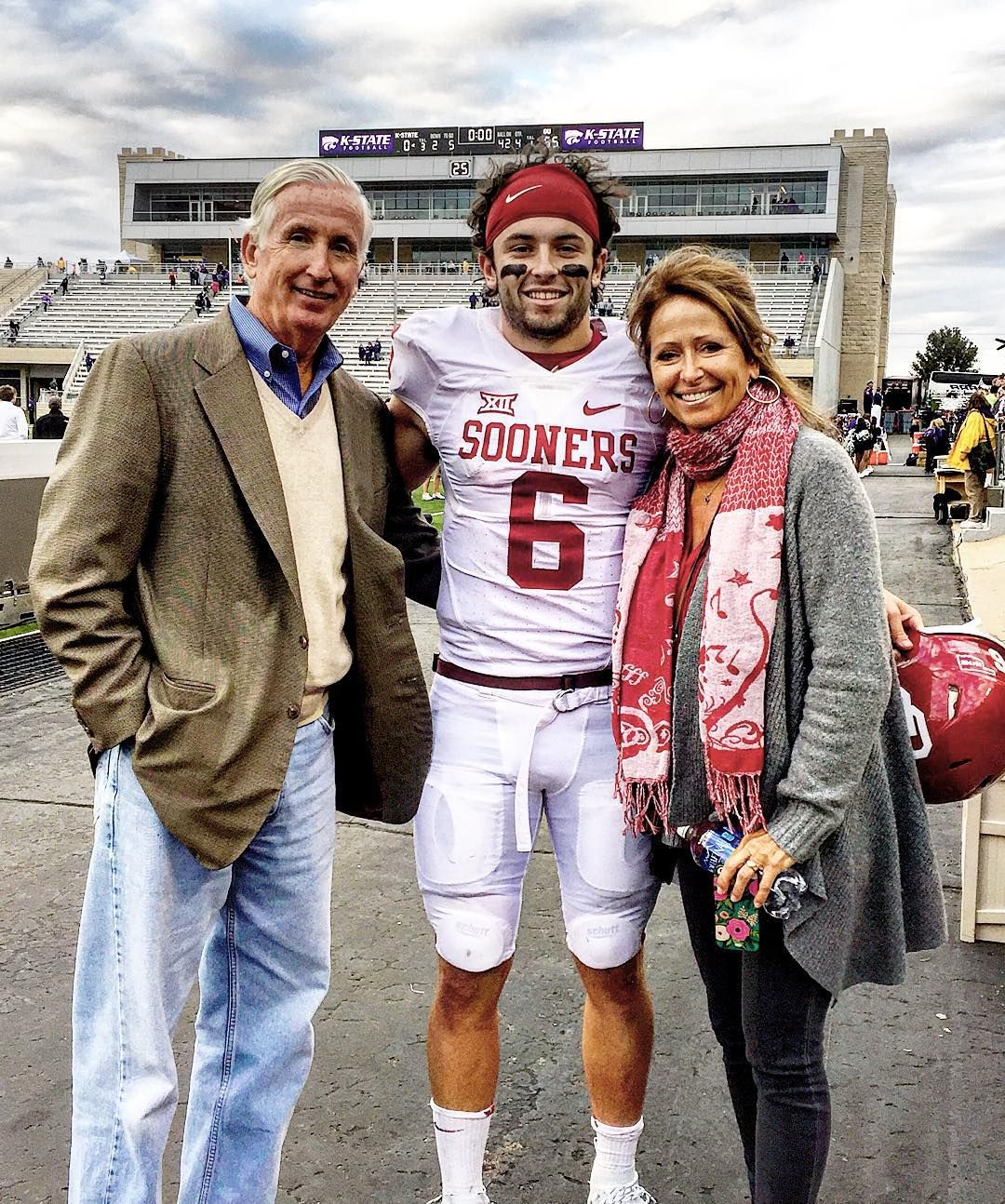 It's Baker Mayfield vs. the World, and He Wouldn't Have It