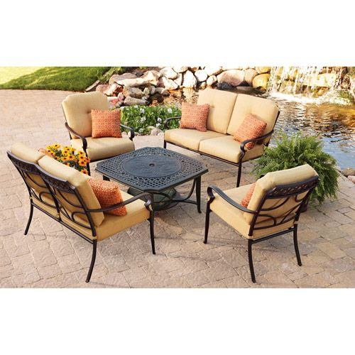 Better Homes And Gardens Paxton Place 5 Piece Patio Set