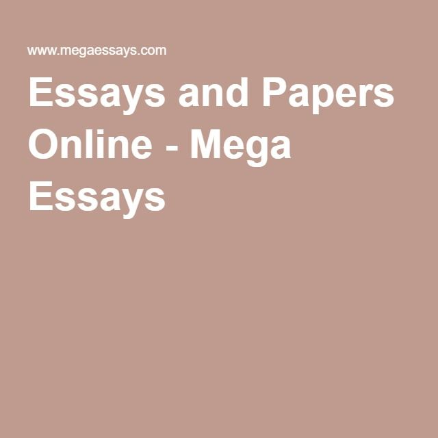 Writting Help Essays And Papers Online  Mega Essays Custom Writing Services Reviews also English Debate Essay Essays And Papers Online  Mega Essays  Writing  Composition  Example Of A Good Thesis Statement For An Essay