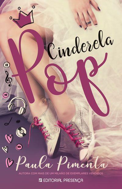 Cinderela Pop Livros De Romance Livros De Princesas E Livros