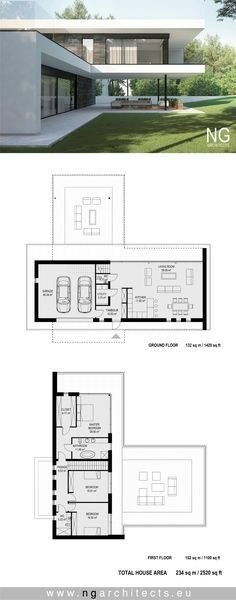 Architecture Modern House Floor Plans 319 Best Modern House Plans Images In 2020 In 2020 Architecture House Modern House Plan House Plans