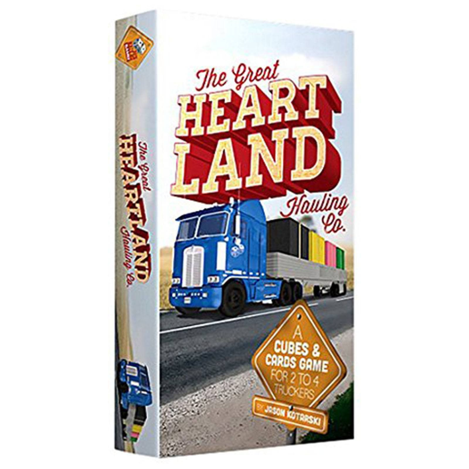 Card Games The Great Heartland The Card Game Card