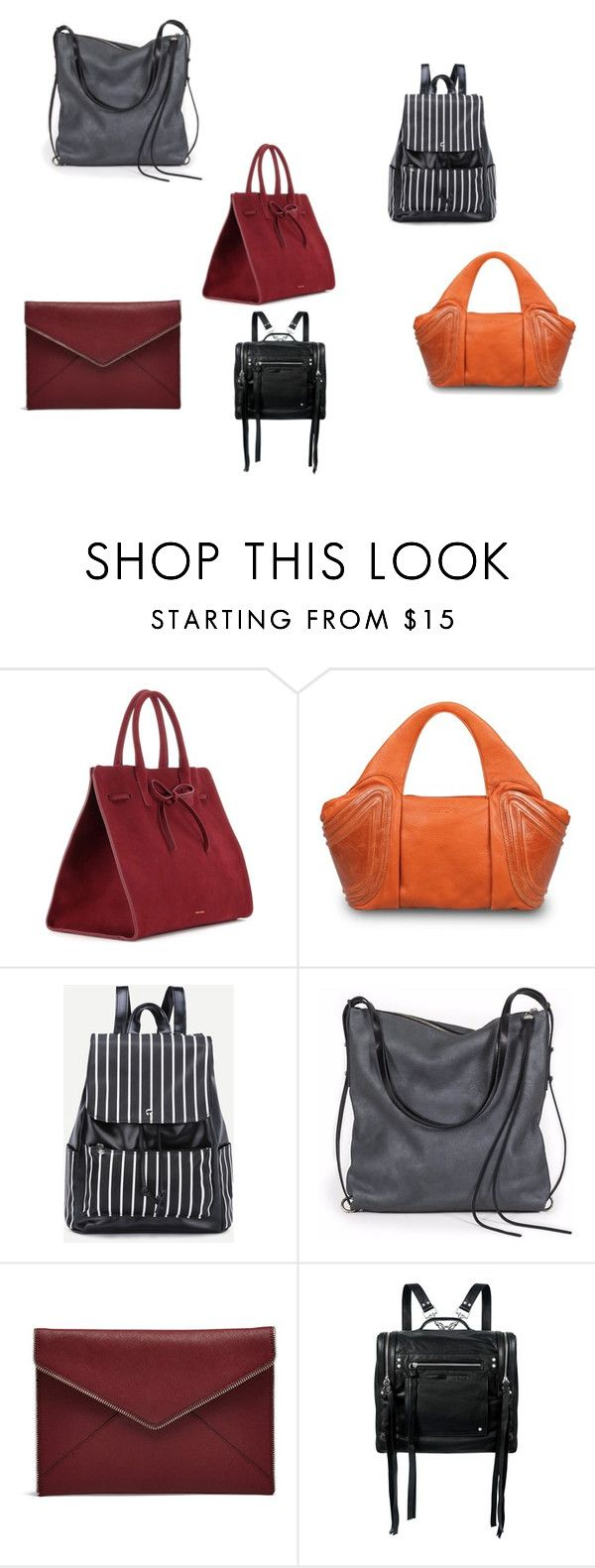 """""""Increase you Magento stores sales with new and top Magento extensions"""" by magentoecommercextensions ❤ liked on Polyvore featuring Mansur Gavriel, GRETCHEN, Ina Kent, Rebecca Minkoff and McQ by Alexander McQueen"""