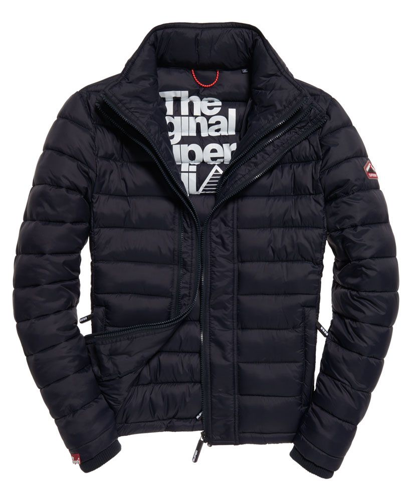 Superdry Fuji Triple Zip Through Veste Homme