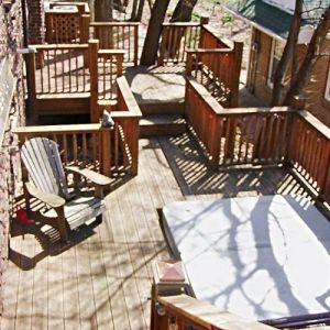 Terrassen » 15 Ideen für Renovierung der Holzterrasse- vor- und ...