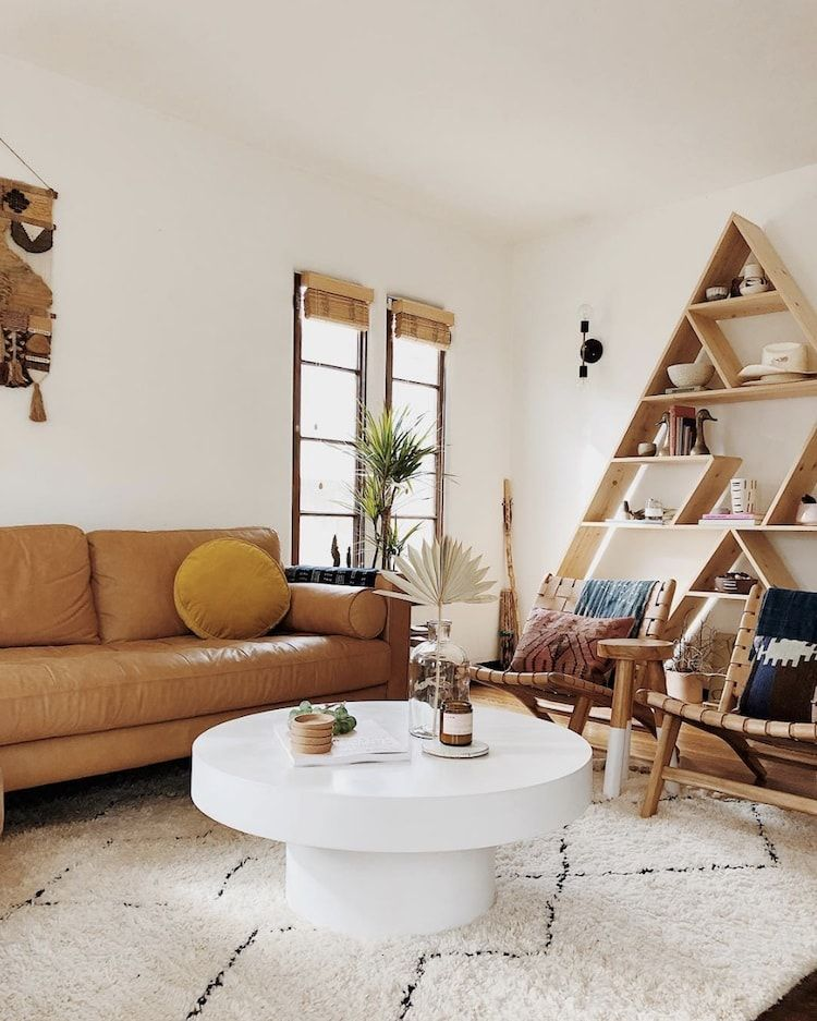 Sophie Carpenter S Cozy Home In Los Angeles Design Visual In 2020 My Scandinavian Home Cozy House Living Room Inspo
