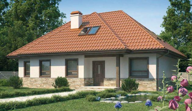 Plano de casa con dise o chalet de 5 dormitorios planos - Diseno de habitaciones pequenas ...