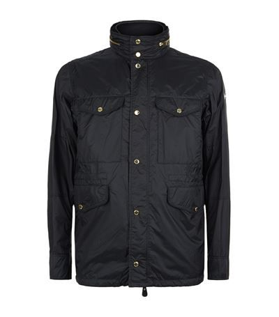 BURBERRY Double Layer Lightweight Field Jacket. #burberry #cloth #