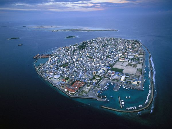 Sea Level Rise Photos | Maldives, Sea level rise and Sea level