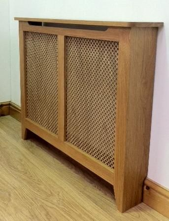 Best Oak Radiator Cover Solid Wood Kitchens Painting 400 x 300
