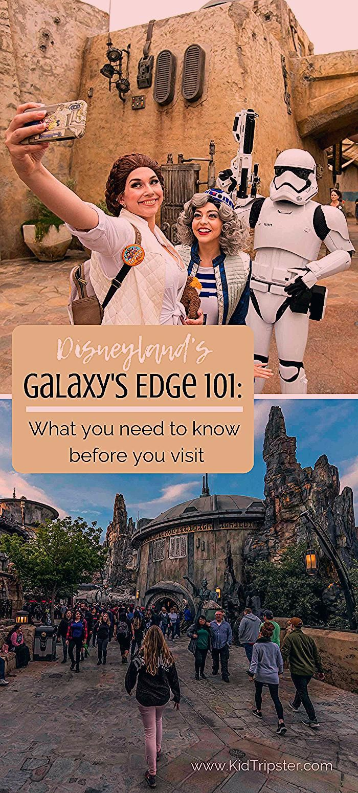 Photo of Star Wars Galaxy's Edge, Disneyland — KidTripster