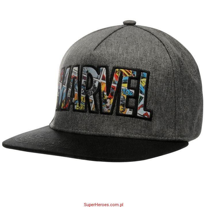 competitive price 905bb 2d5a6 Czapka z daszkiem Marvel - full cap