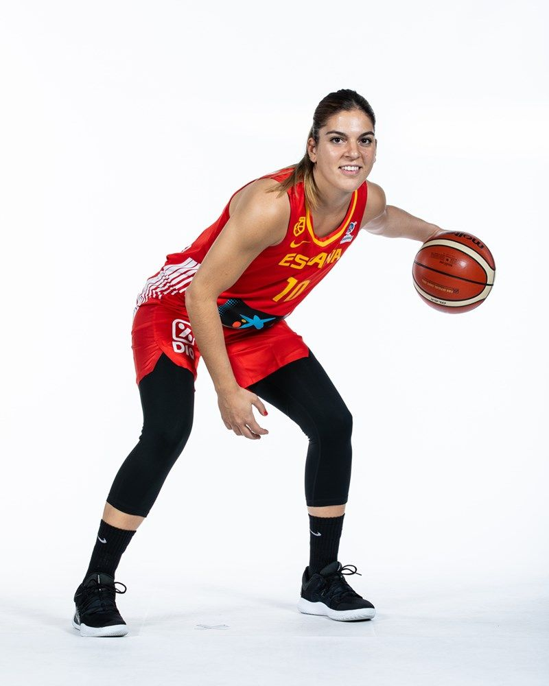 Marta Xargay Sport Portraits Womens Basketball National Basketball League
