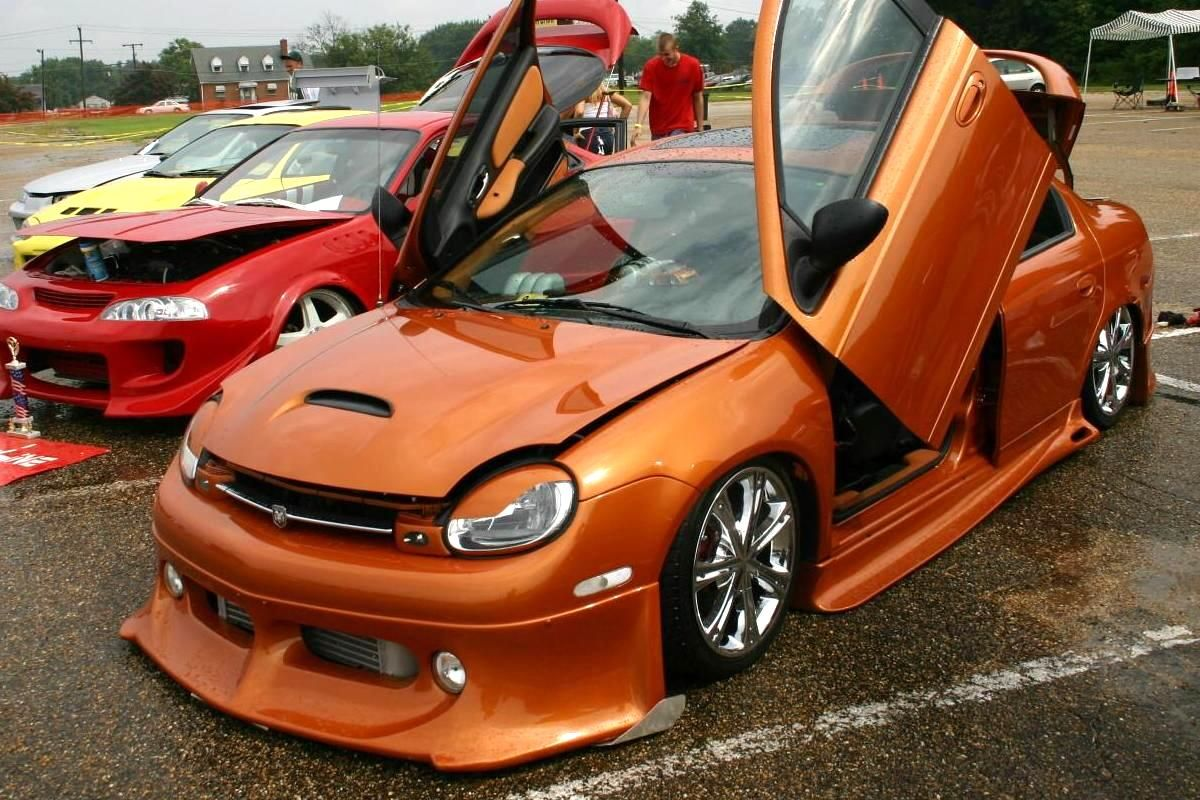 Dodge Neon 3 With Images Cool Sports Cars Neon Car Modified