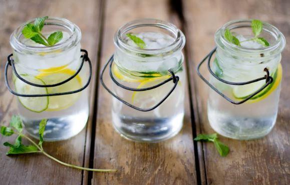 Água detox | renda.se