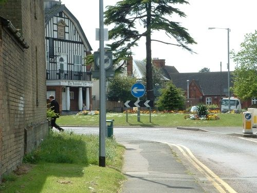 Sandy is a small market town and civil parish in