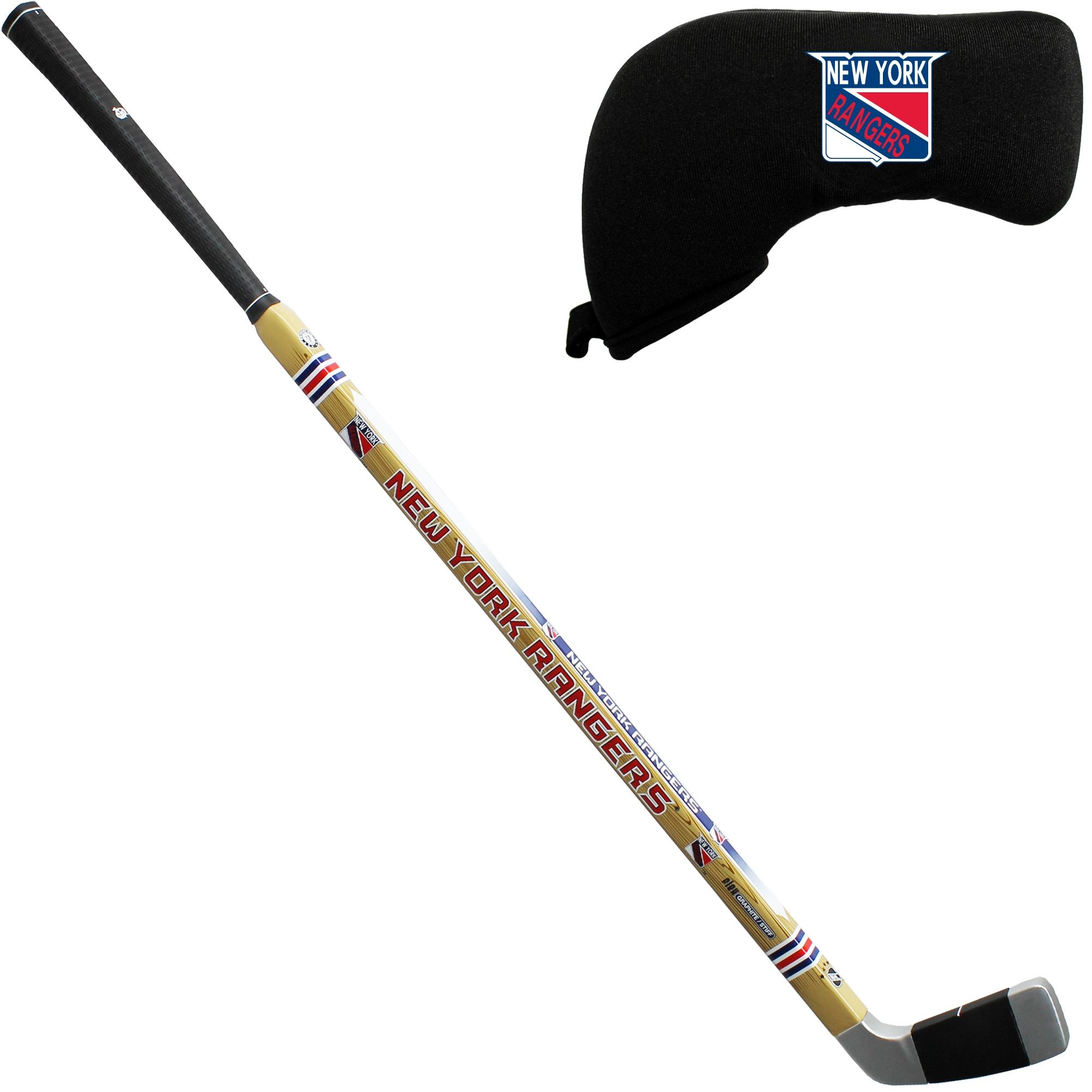 Original Six Wood Edition New York Rangers Hockey Stick Golf Putter Retail 115 Www Hockeystickputters Com Hockey Stick Golf Putters Montreal Canadiens Hockey