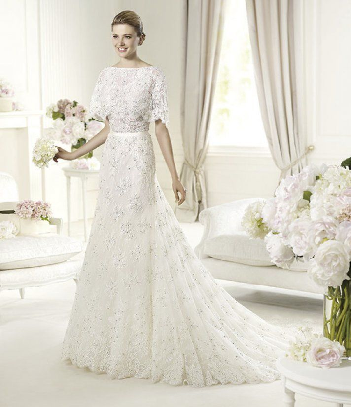 Elie saabs 2013 wedding collection for pronovias wedding dress elie saabs 2013 wedding collection for pronovias junglespirit Gallery
