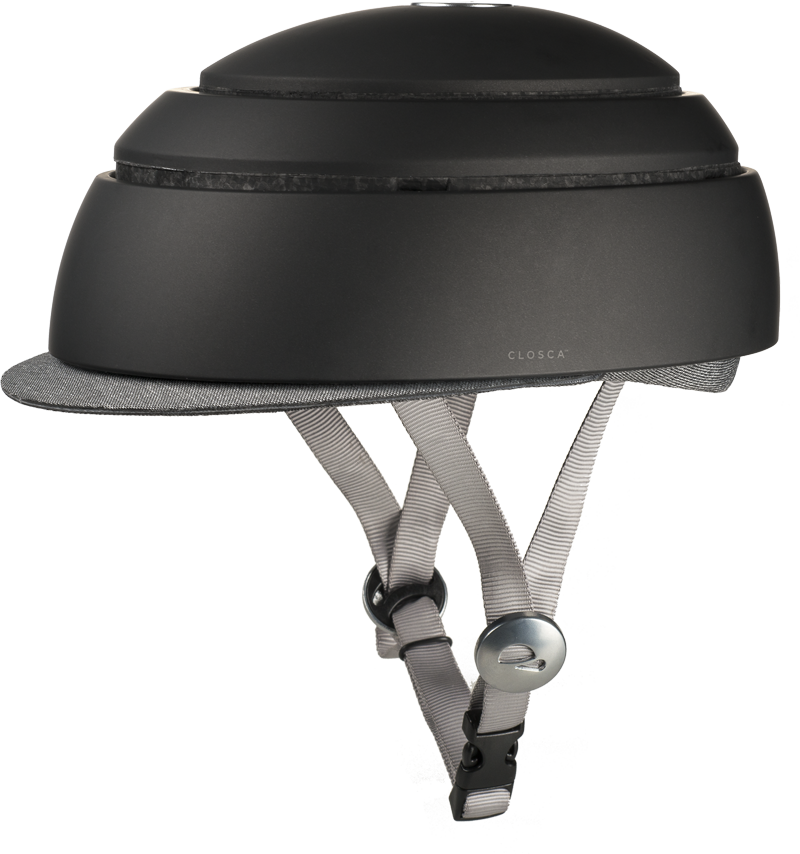 Closca Helmet (With images) Foldable bikes, Mountain