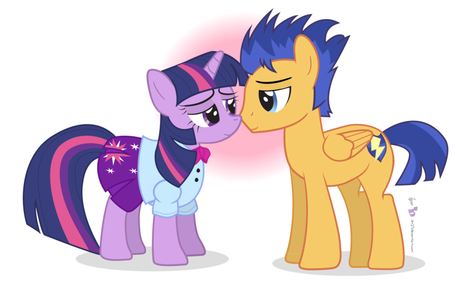 A Sparkle and a Flash by dm29.deviantart.com on ...