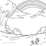 Malvorlagen Ausmalbilder Regenbogen Gratis Malvorlagen Zum Download Ausmalbilder Ausmalen Bilder