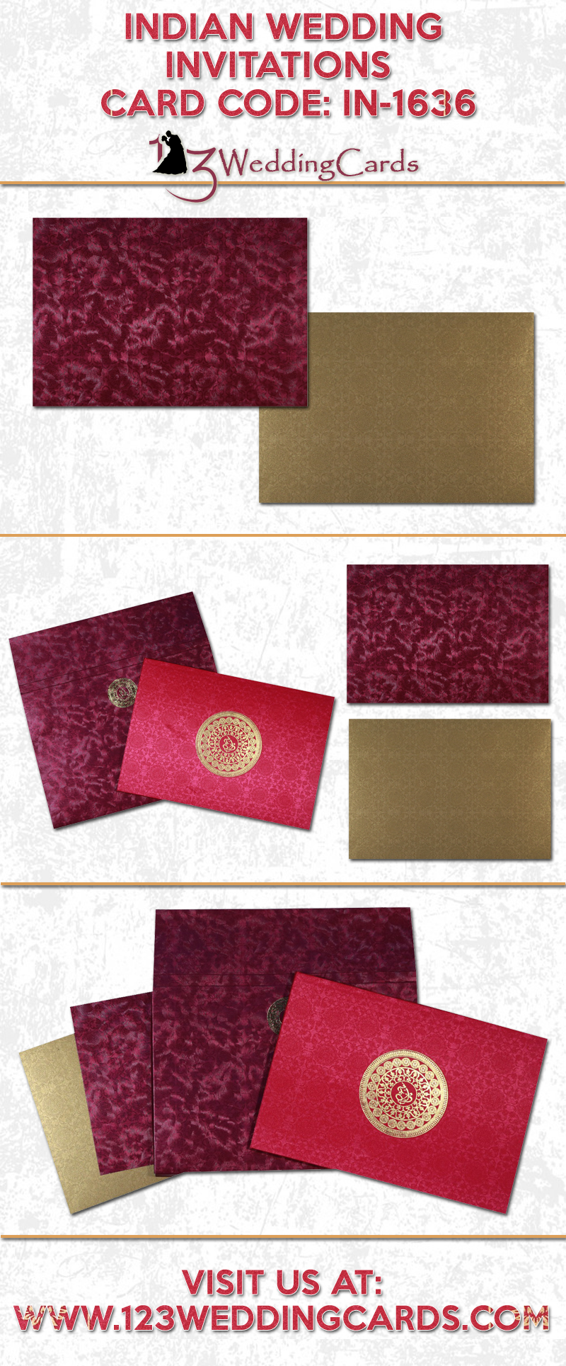 Explore rich collection of #Indian_Wedding_Cards at highly ...