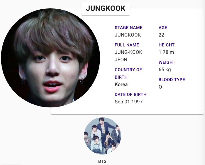 Jungkook Bts Profile Jungkook Bts Members Age Jungkook Weight