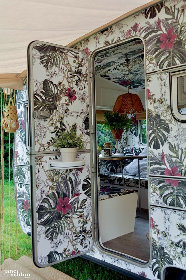 Bohemian Glam Interior Stunning Modern Bohemian Living: A Boho Glam Caravan You're Going To Love