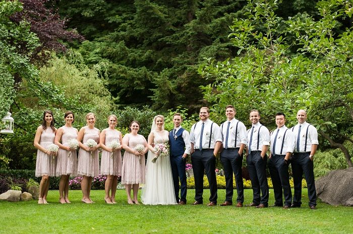 Wedding Party photo idea | fabmood.com #brideandgroom
