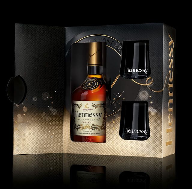 Hennessy Very Special Gift Packs on Packaging of the World - Creative Package Design Gallery