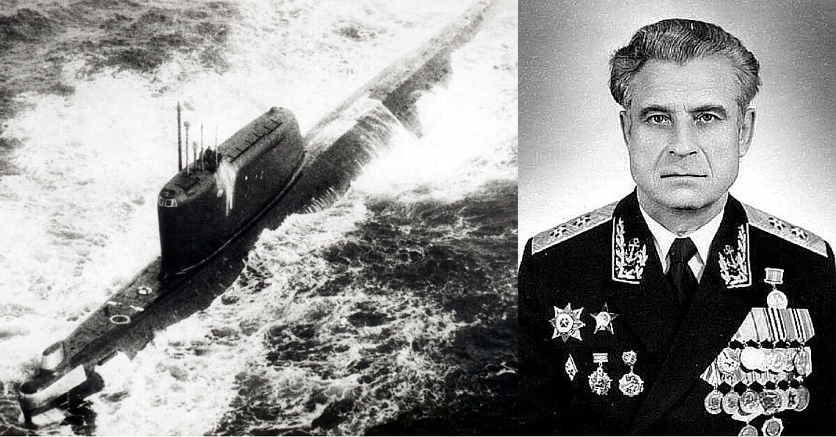 This Russian Refused To Launch Nuclear Missiles During The Cuban Missile Crisis – Saving The World!