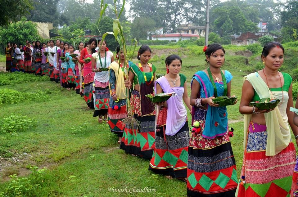 Tharu girls | Nepal | Pinterest | Nepal
