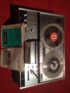 GRUNDIG TK 141 in Berlin - Wedding   Weitere Audio & Hifi Komponenten gebraucht kaufen   eBay Kleinanzeigen