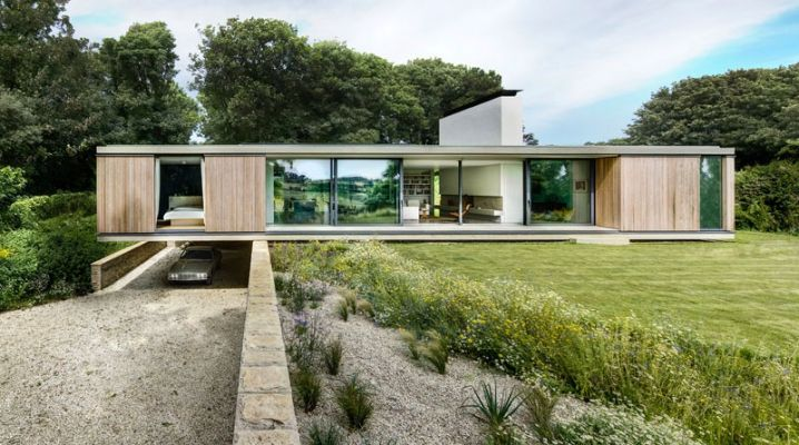 Remplacer un bungalow par une maison contemporaine de plain pied ...