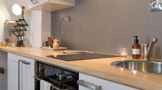 Un Studio De 25m2 Repense En 2 Pieces Fonctionnel Appartement