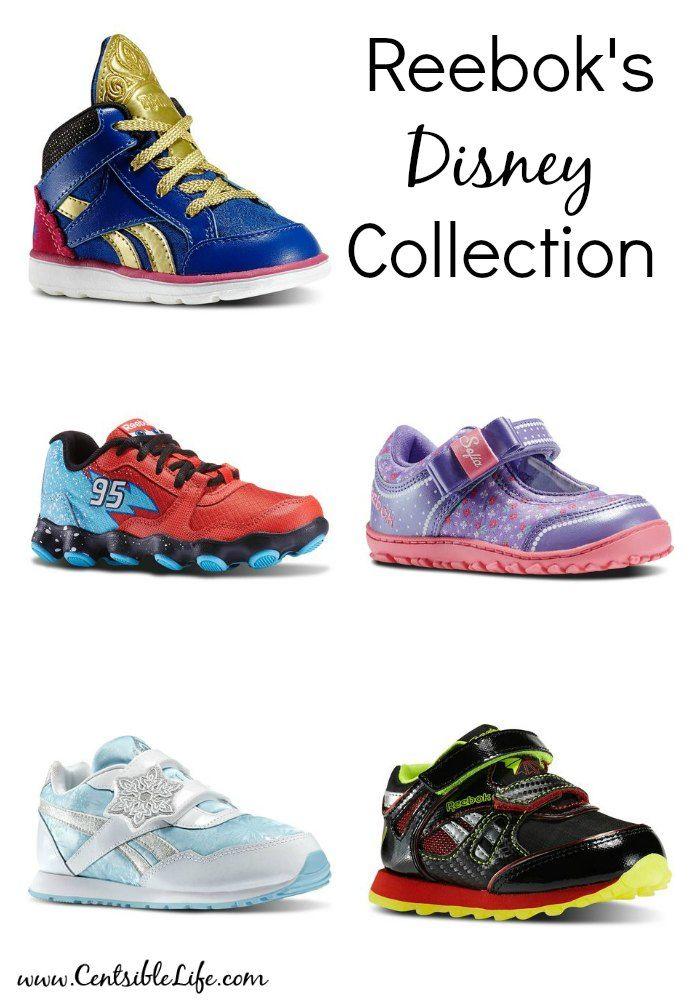Reebok Disney collection including