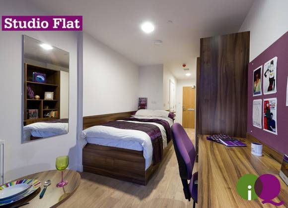 Studio Flat Example Student Accommodation London Student Accommodation Studio Flat
