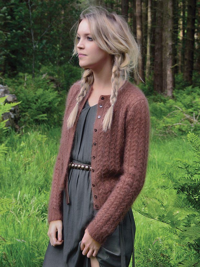 Pin de Doris Jerez en tejidos | Pinterest | Chaquetas y Tejido