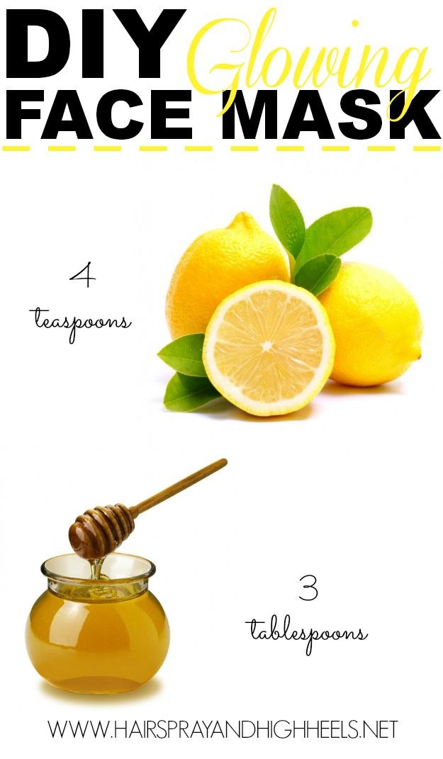 How To Get Fair Skin With Lemon And Honey