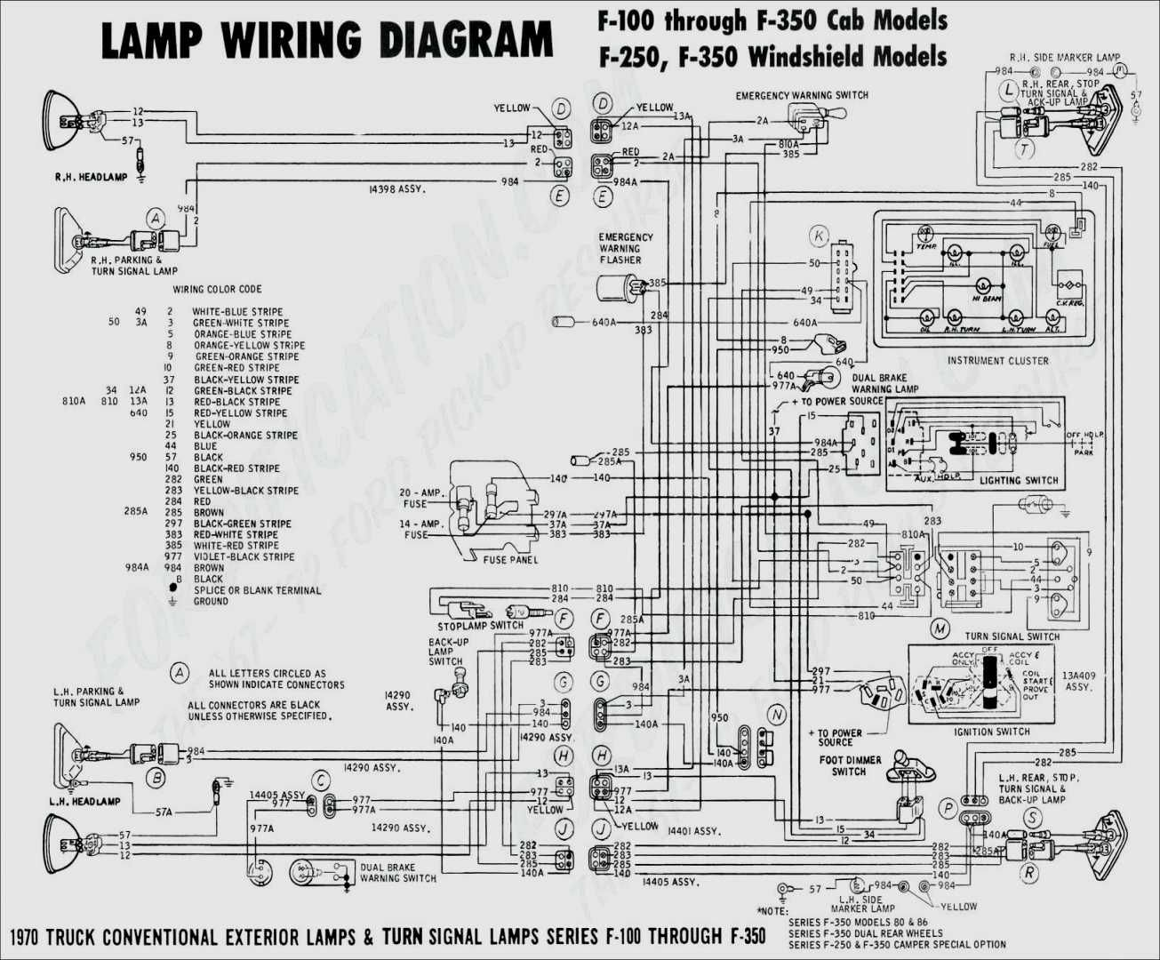 Ford Windstar Need Underhood Wiring Diagram And
