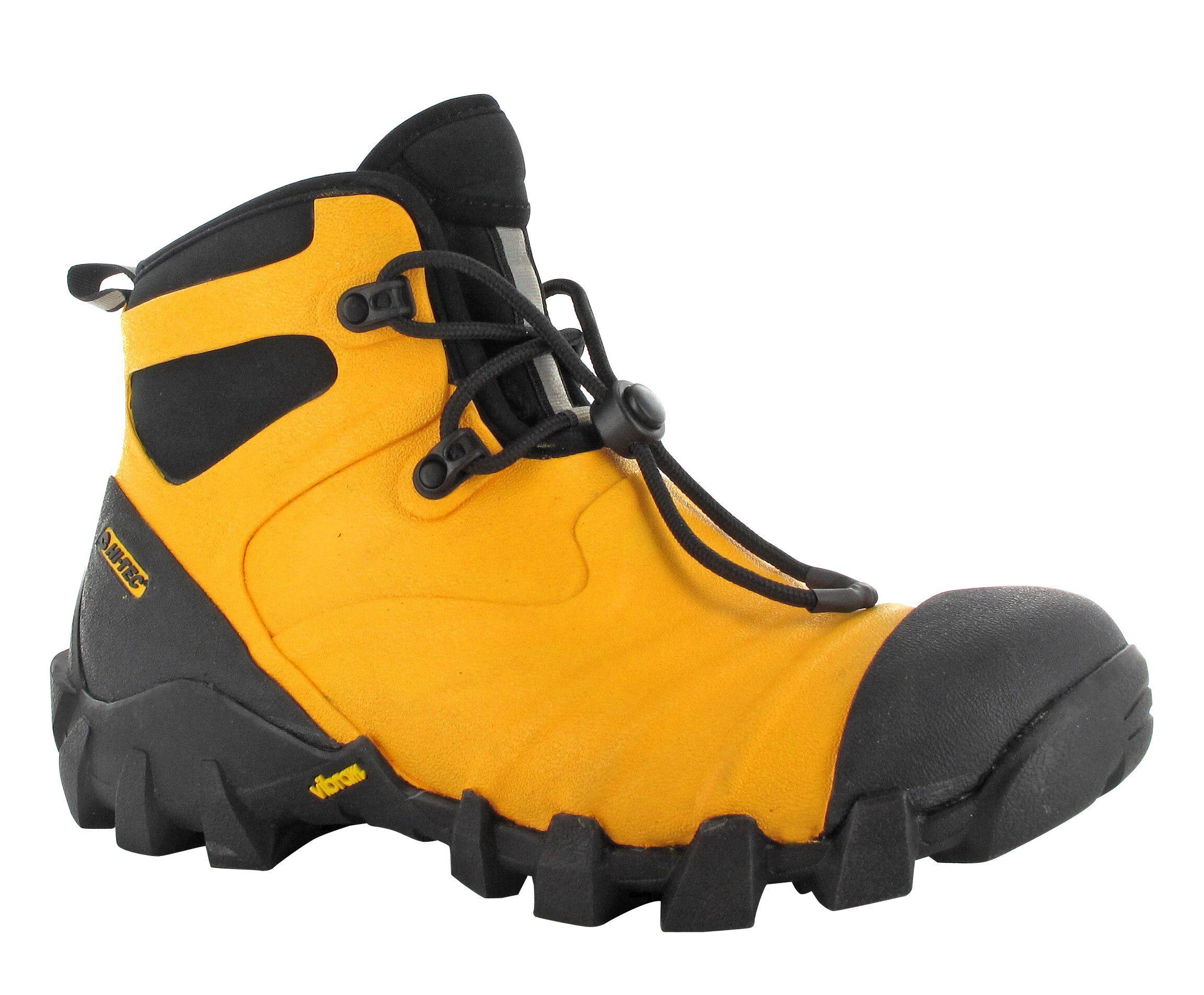 18206334685 Hi-Tec Para Mens Boots In Yellow | Mens Boots in 2019 | Shoes, Boots ...