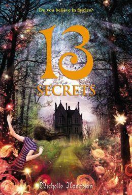13 Secrets Favorite Books Fairy Book The Secret Book