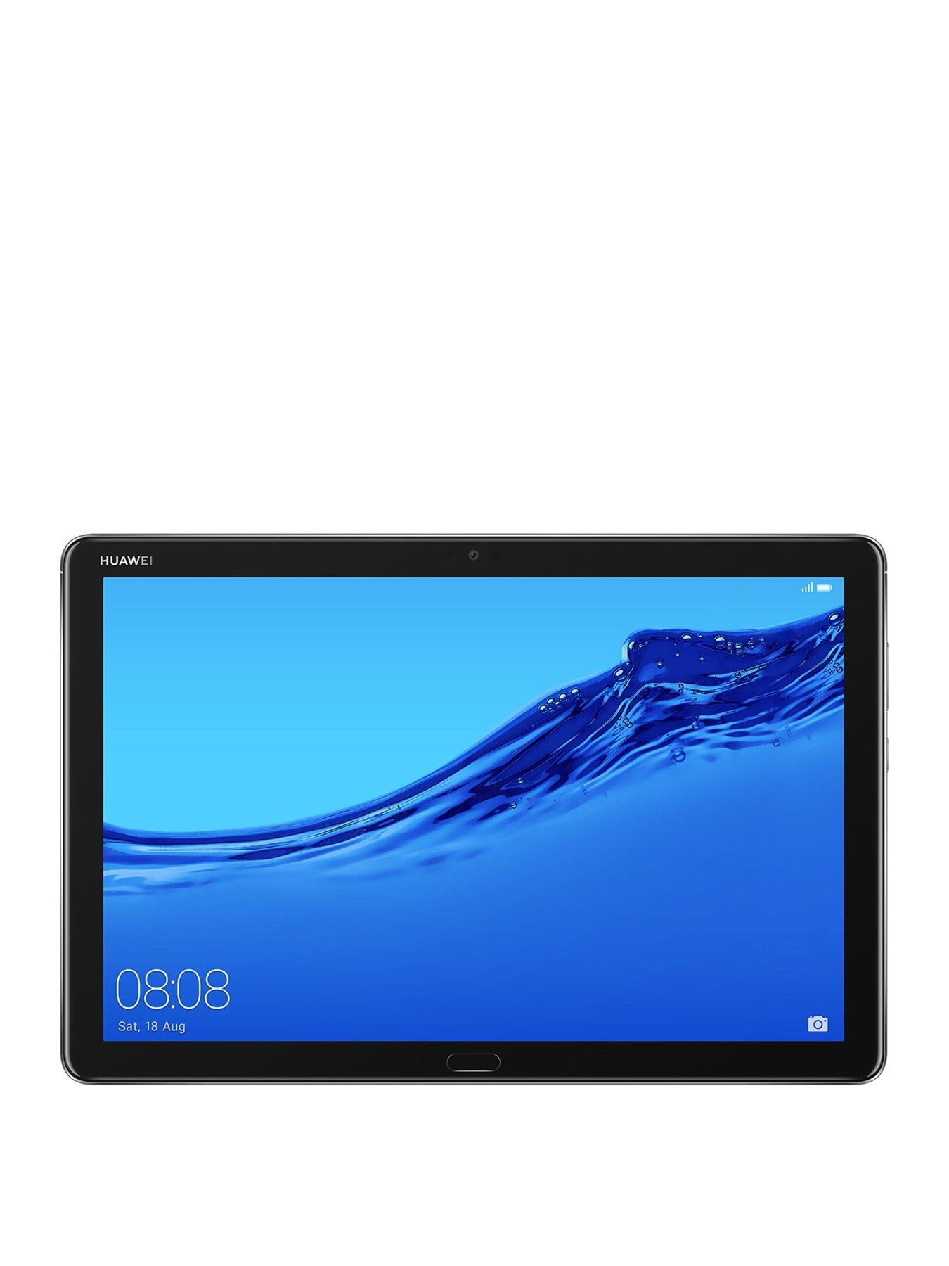 Huawei Mediapad M5 Lite 10 4gb 64gb Grey Grey Drive Storage 10 Inch Tablet Kids Reading