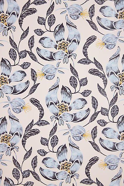 Magnolia Blossoms Wallpaper Magnolia wallpaper